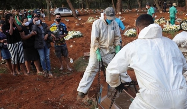 Coronavirus Cases in Africa Top 382,000