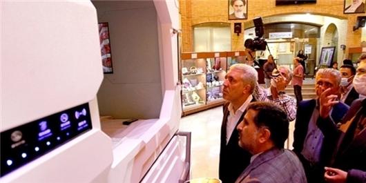 Iran Unveils Pod Hotel Capsules