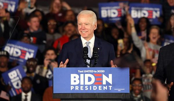 Poll Shows Democrat Voters Rally Around Biden