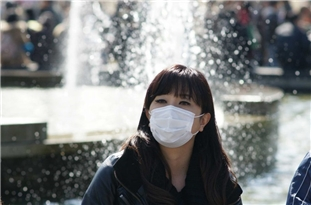 Japan Reports 1,580 New Virus Cases, Hits Daily Record