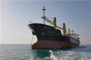 Iranian Cargo Ship Unloaded at Venezuelan Port