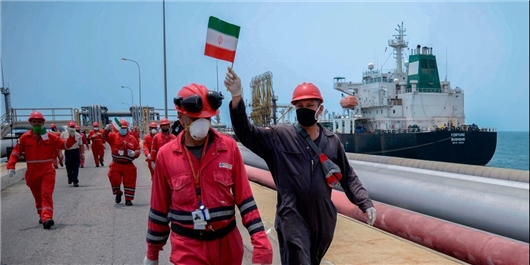 Iran Likely to Continue Gasoline Exports to Venezuela
