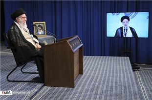 Iranian Leader Asks Judiciary for Continued Fight against Corruption