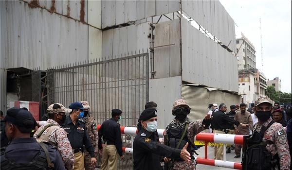 Iranian Embassy Denounces Terrorist Attack in Karachi
