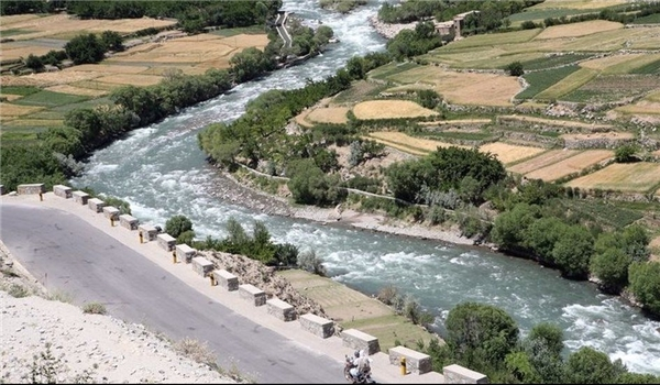 Tehran, Kabul to Pursue Joint Water Resources' Projects