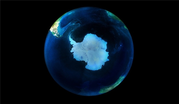 Extreme Warming of South Pole