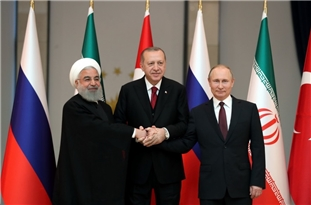 Rouhani: US' Economic Pressure Doomed to Failure Like Military Approach