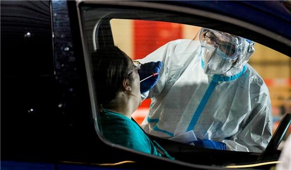 Coronavirus Cases in Germany Near 210,000