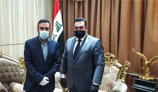 Iran, Iraq Vow to Broaden Security Cooperation