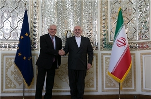 Zarif Reminds Borrell of EU's Non-Adherence to JCPOA Obligations