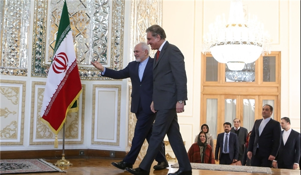 Iran's FM Wishing Instant Recovery for Pakistani Counterpart