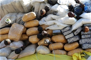 Police Seize Over 19 Tons of Illicit Drugs in 1 Week