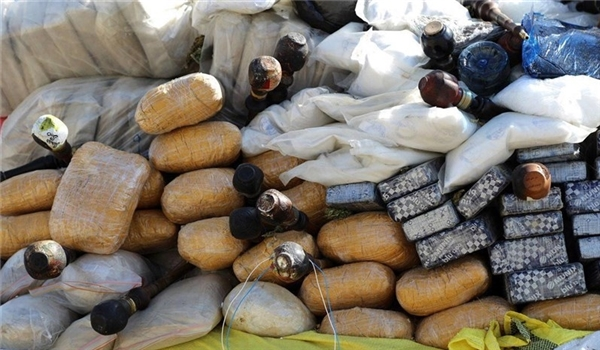 Nearly 2.7 Tons of Illicit Drugs Seized in Two Operations