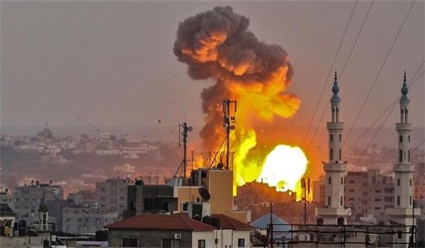 Israeli Warplanes Carry Out Fresh Air Raids on Gaza