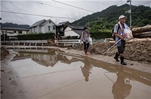 Tehran Sympathizes with Tokyo over Fatal Flood