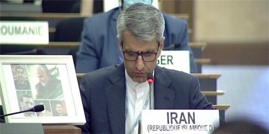Iran's Envoy: US' Assassination of General Soleimani Threat to World Peace, Security