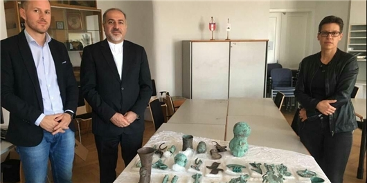 Iran to Get Back Relics from Austria