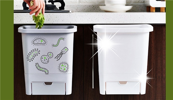 Iranian Firm Makes Anti-Bacterial Nano Dustbin