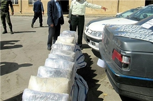 Police Confiscate 483kg of Opium in Eastern Iran