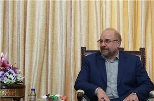 Qalibaf Stresses Parliament's Look to East, New Trade Partners