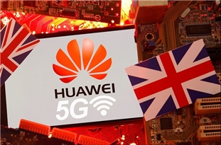 China Says UK Has Lost Independence on Huawei Issue