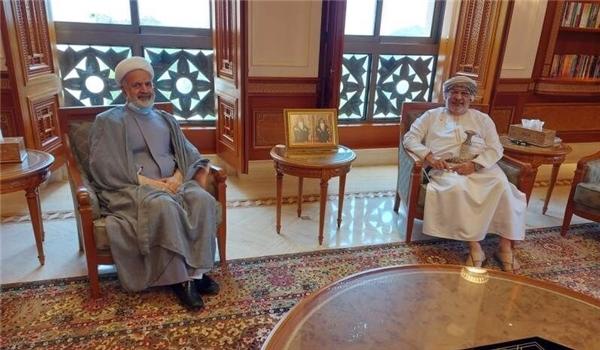 Chairman of Omani Senate Emphasizes Strategic Ties with Iran