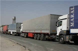 Over 531,000 Tons of Goods Exported from Northeastern Iran in First Quarter