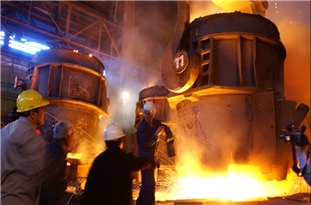 Iran's Steel Production Surges despite Global Fall