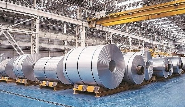 Steel Shares Nearly Half of Mineral industries' Export Market