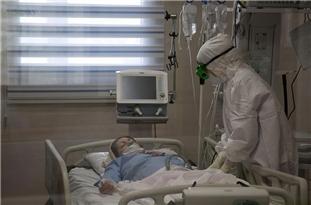 Iran: 2,333 New Coronavirus Patients, 1,282 Hospitalized