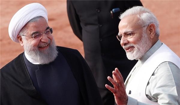 Indian Envoy: US Unable to Dictate Delhi Concerning Iran