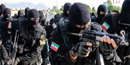 Iran Destroys International Drug-Trafficking Band