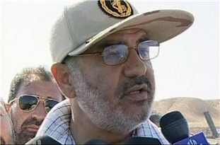 IRGC Commander Voices Readiness to Help Lebanese Gov't, Injured People