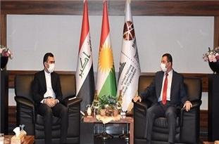 Envoy: Iran Ready to Help Iraqi Kurdistan Region in Anti-Coronavirus Campaign