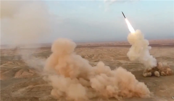 How IRGC's Buried Ballistic Missiles Tear Up Ground to Become Iran's New Surprise Weapon