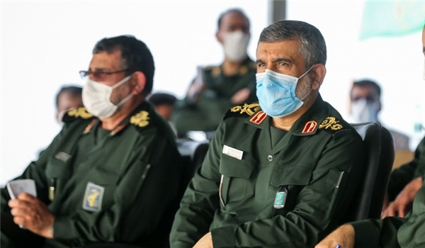 Commander: Iran First Country to Fire Buried Ballistic Missile