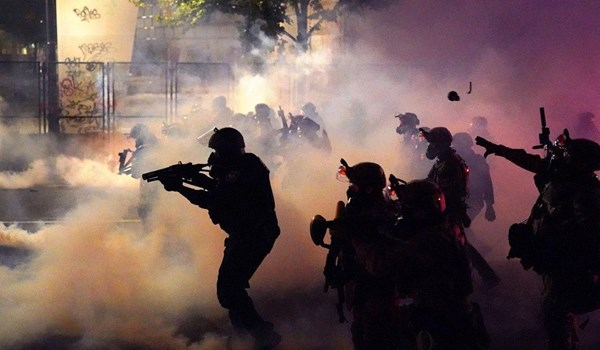 US: Feds Spend $1.3mln on Weapons, Tear Gas Amid Protests