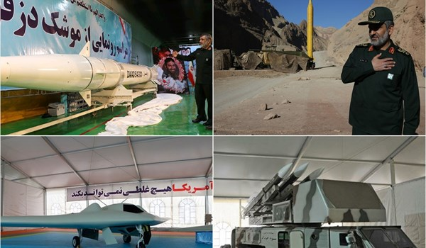 IRGC Bedazzling Progresses Proves Success of Reliance on Domestic Power