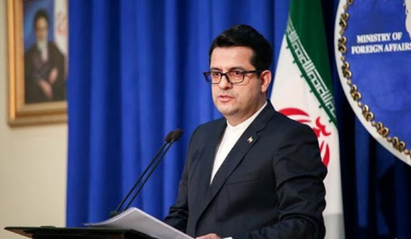 Iran Strongly Blasts US for Sheltering Terrorists