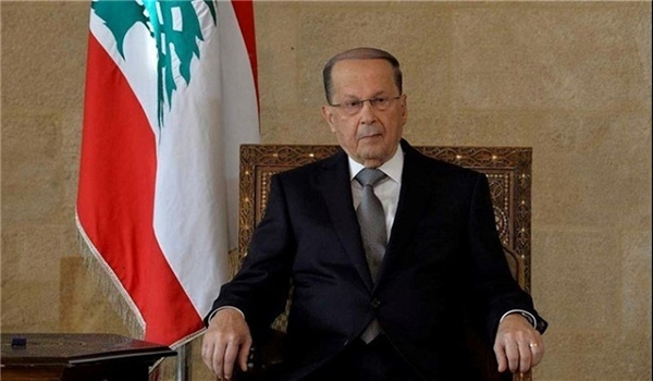 Aoun: Israel's Recent Assault on Southern Lebanon Violates UN Resolution