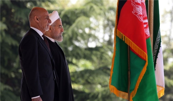 Tehran Determined to Promote Ties with Kabul