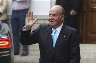 Spain's Former King to Leave Country Amid Corruption Claims