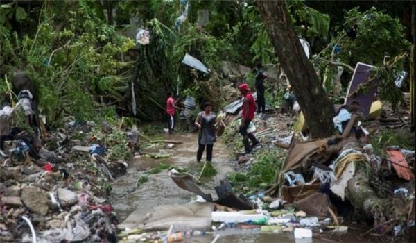 Isaias Ashes US East Coast with Fierce Winds, Heavy Rain