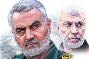 Top Commander: Iraq, Syria Owing Security to Supreme Leader, Religious Authority, Martyr Soleimani