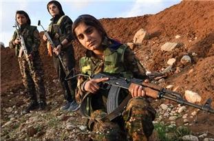 Arab Media: SDF Recruiting Forces among Minus-18 Girls