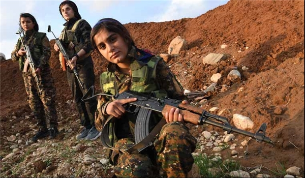 Arab Media: SDF Recruiting Forces among Minus-18 Girls