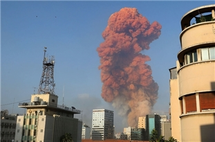 Thousands Wounded As Huge Explosion Rips Through Lebanon's Beirut