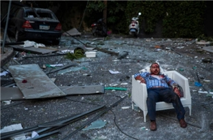 Beirut: At least 81 Dead after Huge Explosion in Lebanese Capital