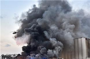 Hezbollah Slams Beirut Blast, Urges Unity to Overcome 'National Tragedy'