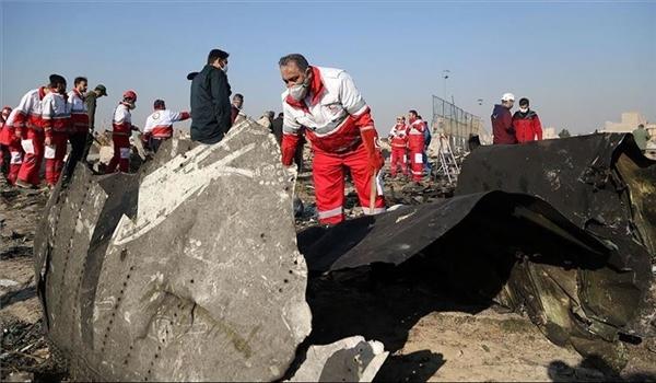 Iran, Ukraine Discuss Results of Talks on Crashed Plane